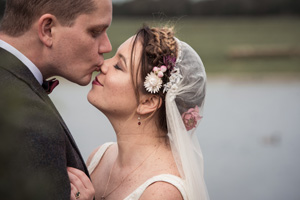 hannah  + simon // 20s oxford wedding