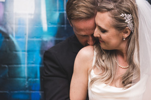 laura + matt // industrial birmingham wedding
